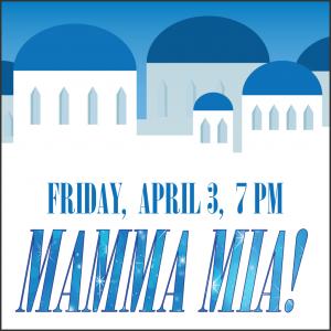 Mamma Mia Ticket - Friday