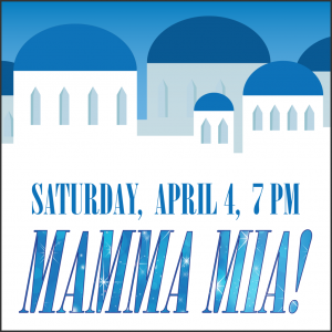 Mamma Mia Ticket - Saturday