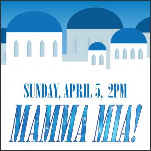 Mamma Mia Ticket - Sunday