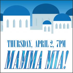 Mamma Mia Ticket - Thursday